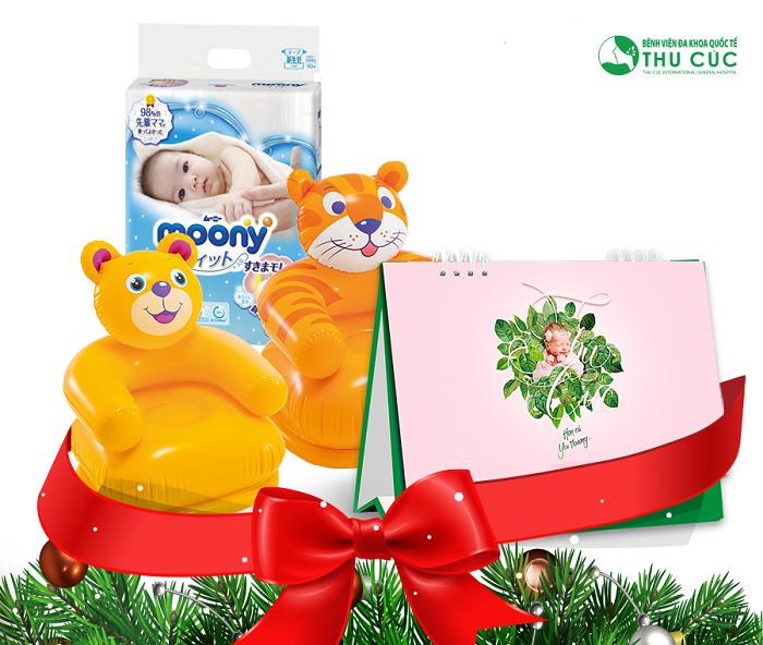 Giáng sinh ấm áp tình thân – Thu Cúc tặng mẹ 30% dịch vụ thai sản trọn gói 2