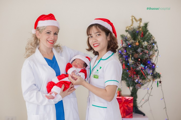 Giáng sinh ấm áp tình thân – Thu Cúc tặng mẹ 30% dịch vụ thai sản trọn gói 3
