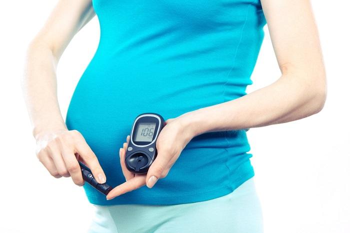 tiểu đường thai kỳ tuần 36