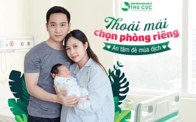 Ưu đãi đặc biệt: Ngày vàng thai sản hỗ trợ 30% dịch vụ Thai sản trọn gói