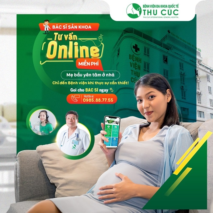 Bác sĩ tư vấn online: Dịch vụ y tế cần thiết hỗ trợ mẹ bầu mùa dịch Covid 19