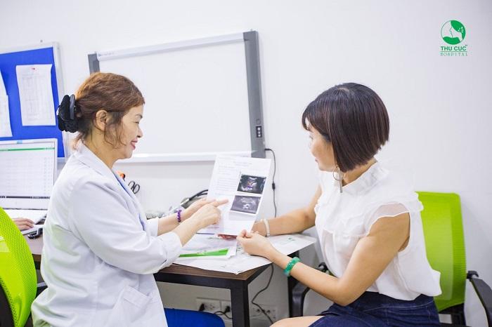 Polyp cổ tử cung nếu không được điều trị kịp thời sẽ ảnh hưởng rất lớn đến sức khỏe và khả năng sinh sản của chị em