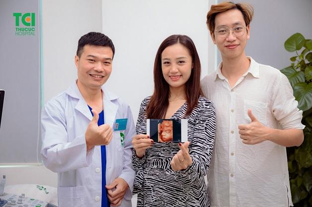 Siêu âm 5D là gì - Tác dụng của siêu âm 5D đối với mẹ bầu 6