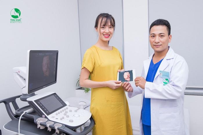 Thực hiện đầy đủ lịch siêu âm sẽ giúp bác sĩ kịp thời phát hiện những bất thường và có biện pháp xử lý kịp thời