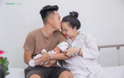 Lần đầu đưa vợ đi sinh của cầu thủ Thanh Bình – 72h đầy cảm xúc tại khoa Sản