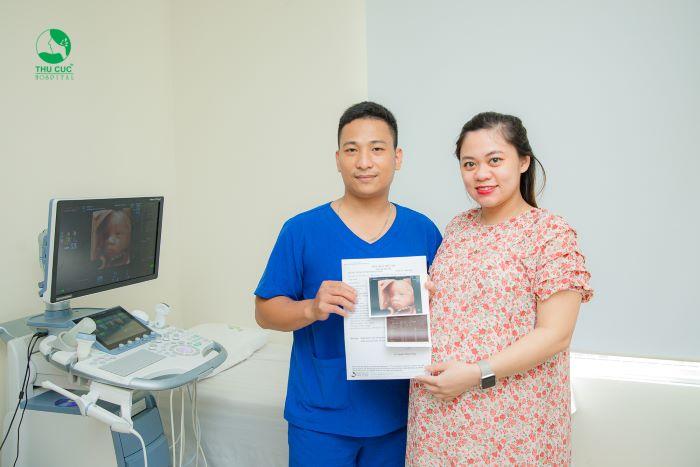 Khám thai 3 tháng cuối vô cùng quan trọng, đảm bảo mẹ và bé có một thai kỳ khỏe mạnh