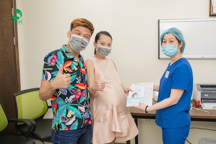 Với đội ngũ y bác sĩ chuyên khoa đầu ngành, tận tâm, Bệnh viện ĐKQT Thu Cúc là một trong những cơ sở khám thai và sinh nở tốt nhất ở Hà Nội