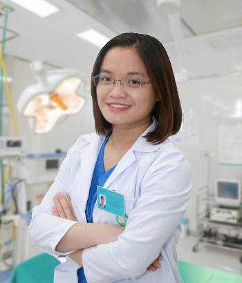 Bác sĩ Nguyễn Thị Hồng Ánh - Bác sĩ Sản phụ khoa