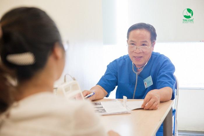 Theo các bác sĩ Sản Phụ Khoa Thu Cúc, độ mờ da gáy của thai nhi nhỏ hơn 2,5mm, thì khả năng thai nhi mắc hội chứng down là rất thấp