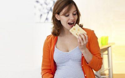 Tiểu đường thai kỳ ăn phô mai được không?