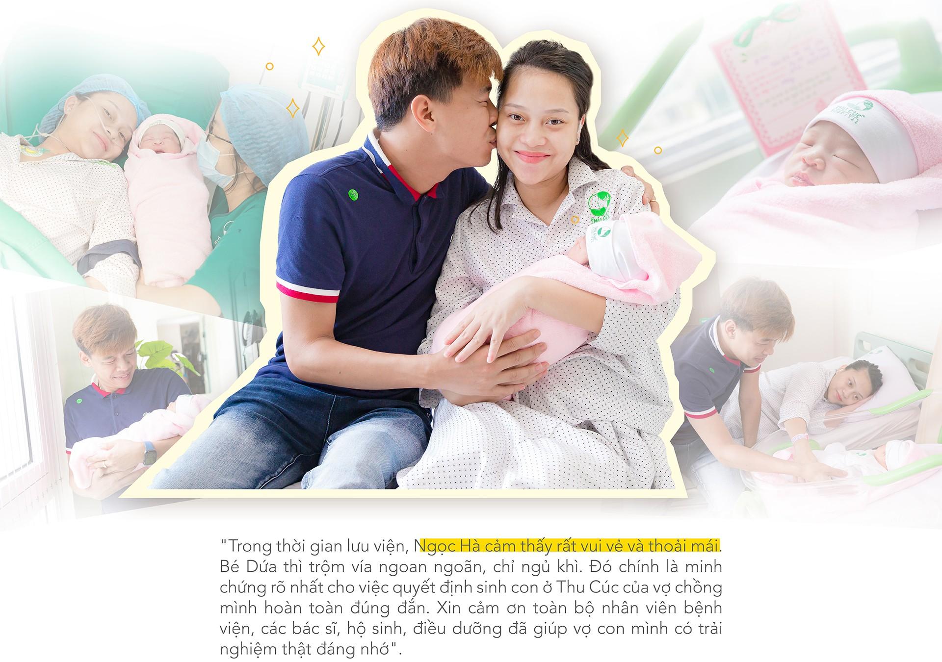 """Vợ chồng diễn viên Trung Ruồi sinh con đầu lòng: """"Đẻ mùa dịch là 1 kịch bản chưa từng nghĩ tới"""" 9"""