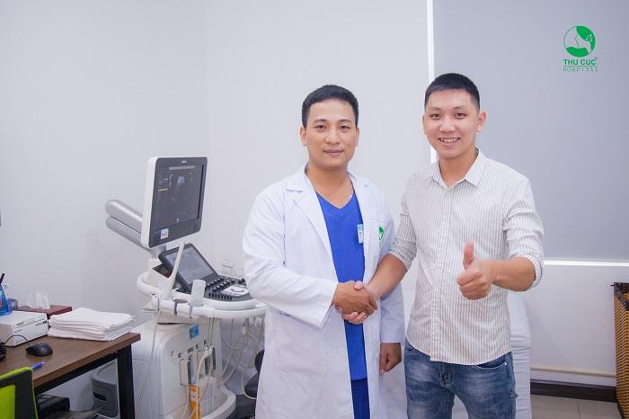Với đội ngũ bác sĩ chuyên khoa đầu ngành cùng máy móc hiện đại, Thu Cúc đã chữa trị thành công vô sinh hiếm muộn cho nhiều bệnh nhân