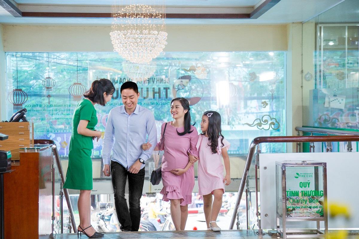 Ưu đãi chương trình thai sản trọn gói tháng 11 tại bệnh viện ĐKQT Thu Cúc 1
