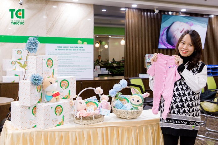 Mothercare và Thu Cúc cùng mẹ chào đón nghé vàng 2021