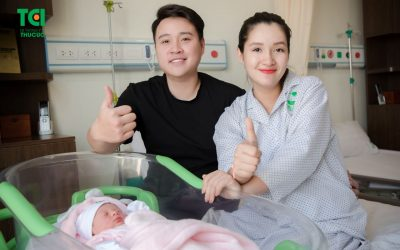 Tưng bừng khai trương cơ sở 3 – Thu Cúc tặng mẹ ưu đãi 35% phí thai sản