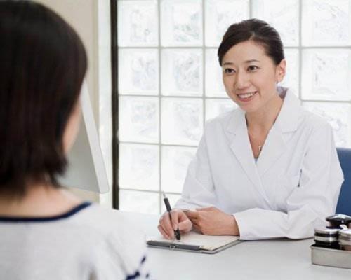 quy trình khám vô sinh nữ