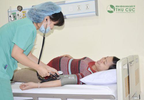 Chữa viêm cổ tử cung khi mang thai