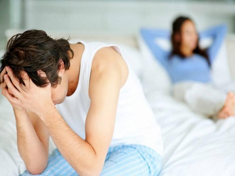 Vì sao nam giới bị liệt dương?