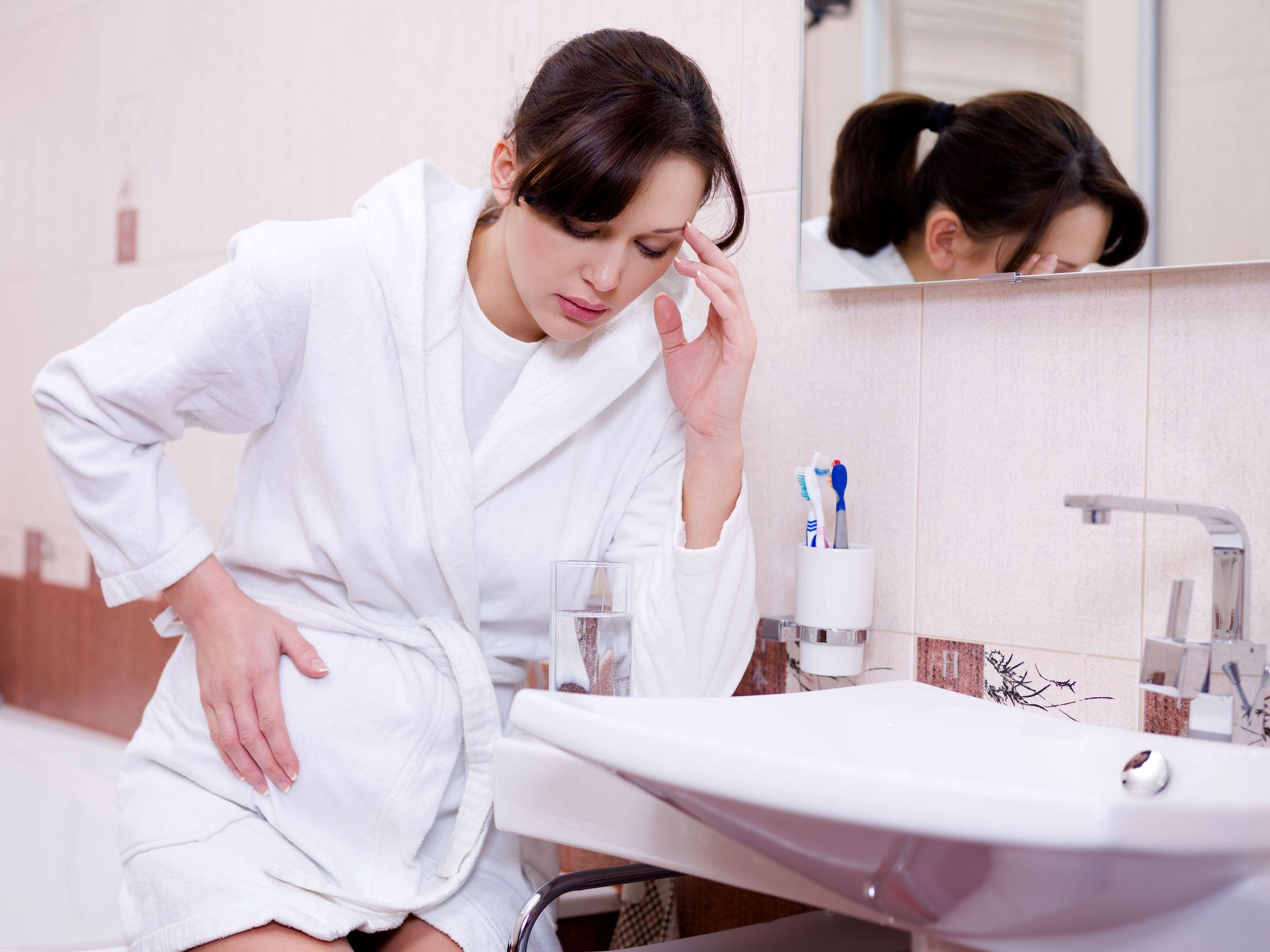 Bị bệnh sùi mào gà khi mang thai có những hậu quả gì