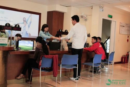 Bệnh viện Đa khoa Quốc tế Thu Cúc.