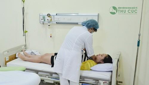 Phòng khám Sản phụ khoa của Bệnh viện Đa khoa Quốc tế Thu Cúc là một địa chỉ uy tín tại Hà Nội được nhiều chị em tin tưởng lựa chọn điều trị u nang buồng trứng.