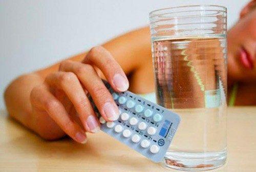 Uống thuốc tránh thai liên tục có vô sinh?