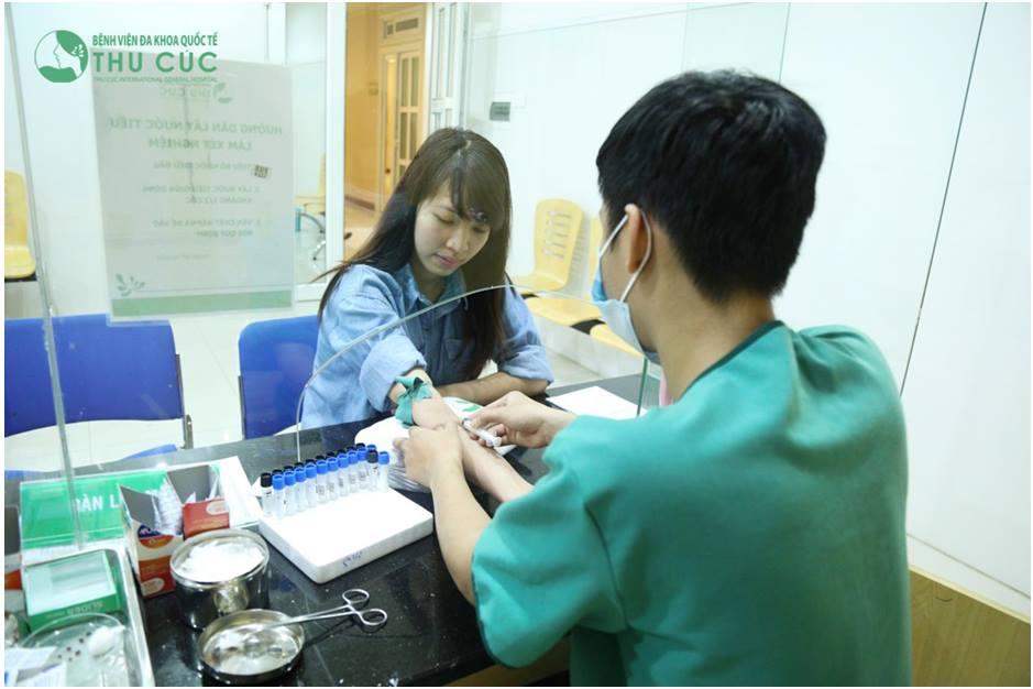 Chị Hoàng Thanh Loan, 23 tuổi, thợ may (Hưng Yên)