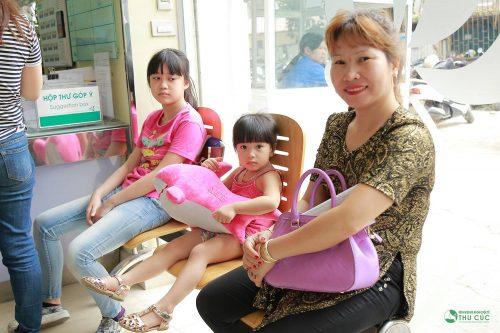 Chị Nguyễn Thị Hương Lan, 32 tuổi, nhân viên văn phòng (Hoàng Mai, Hà Nội)