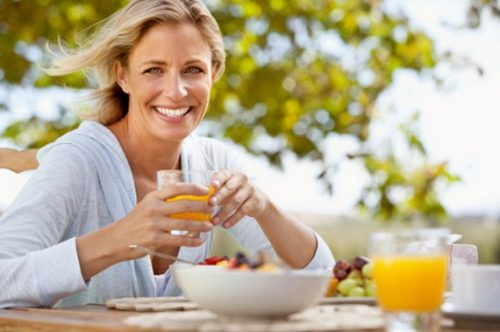 9 sai lầm ăn uống của phụ nữ thời mãn kinh