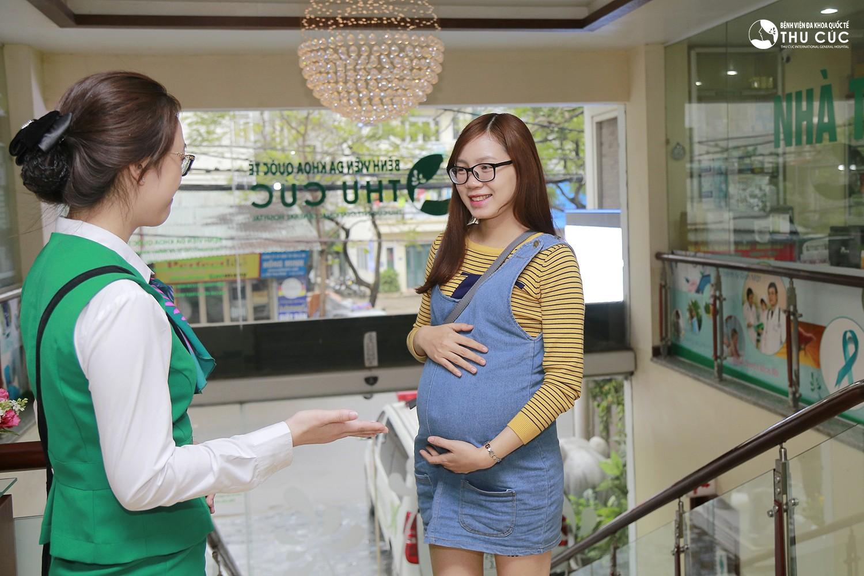 Gói khám thai Mẹ Tròn Con Vuông giúp mẹ Thanh Ngọc có một thai kỳ khỏe mạnh