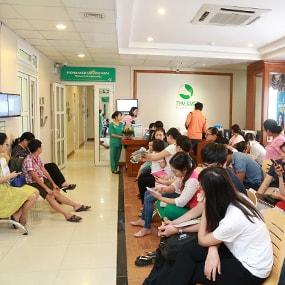 Cơ sở vật chất tiện nghi, hiện đại, môi trường y tế trong sạch