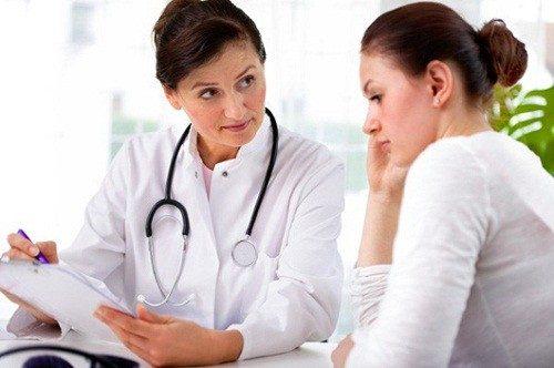 Bị viêm lộ tuyến cổ tử cung uống thuốc gì?