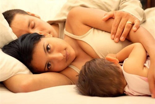 Sau sinh bao lâu thì có thể quan hệ tình dục trở lại?