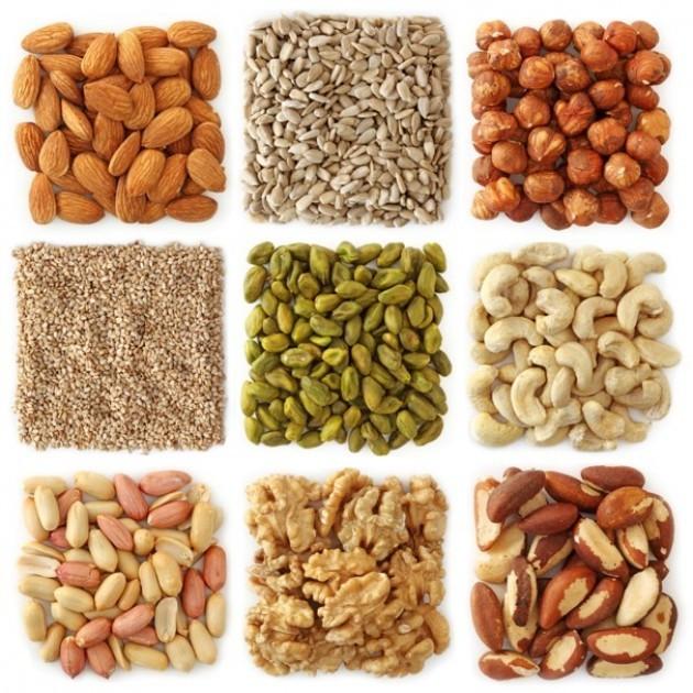 Các loại hạt giàu dinh dưỡng cho mẹ bầu và thai nhi