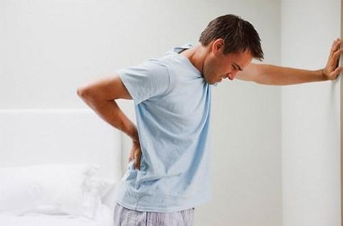 Tăng sinh tuyến tiền liệt gây ra hiện tượng bí tiểu