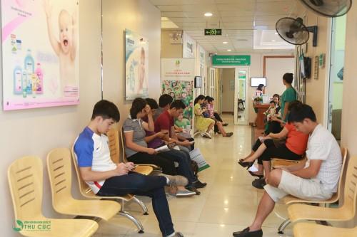 Bệnh viện Đa khoa Quốc tế Thu Cúc là địa chỉ thăm khám và điều trị các bệnh nam khoa, phụ khoa được nhiều khách hàng tin cậy lựa chọn