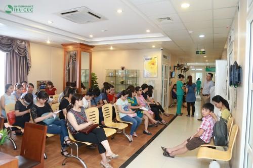 Đơn vị Sản khoa của Bệnh viện Đa khoa Quốc tế Thu Cúc là địa chỉ thăm khám và điều trị vô sinh hiếm muộn được nhiều khách hàng tin tưởng lựa chọn