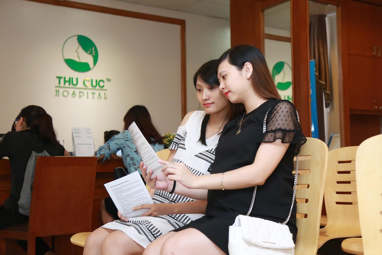 Ưu điểm của dịch vụ khám thai trọn gói ở Thu Cúc