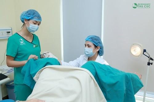 Biểu hiện viêm nhiễm phụ khoa
