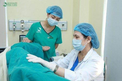 Viêm lộ tuyến cổ tử cung đốt laser