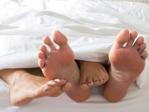 Trước, trong ngày trứng rụng ham muốn tình dục ở nữ giới thường tăng cao