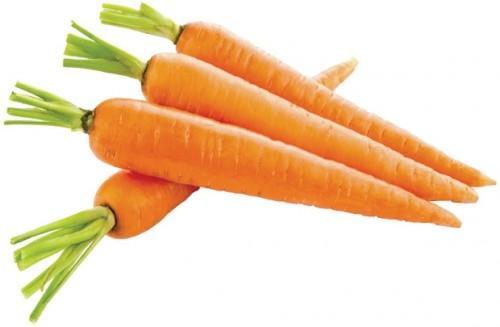 Cà rốt là một nguồn cung cấp chất carotene, cà rốt sẽ làm tăng hoạt động trao đổi chất và loại bỏ các chất thải cùng những lớp chất béo lắng đọng. Là một thực phẩm lợi tiểu, cà rốt rất tốt cho những người mắc bệnh gút, hỗ trợ việc loại thải a-xít uric. Sự kết tinh của loại a-xít này là nguyên nhân gây ra những cơn đau của bệnh gút.