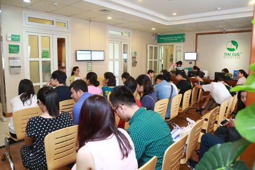 Bệnh viện Đa khoa Quốc tế Thu Cúc là địa chỉ uy tín được nhiều bạn trẻ lựa chọn khám tiền sinh sản