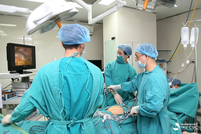 Phẫu thuật nội soi buồng tử cung khi nào?