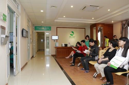 Bệnh viện Đa khoa Quốc tế Thu Cúc là địa chỉ thăm khám sức khỏe sinh sản uy tín