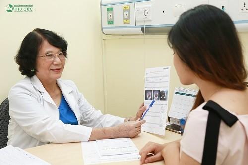 Chữa viêm lộ tuyến cổ tử cung ở đâu?