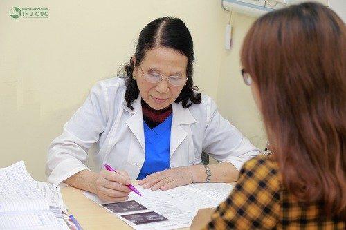 Chị em nên thăm khám và điều trị sớm khi mọc mụn ở vùng kín