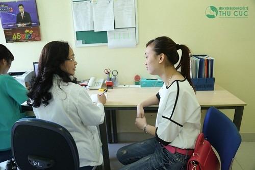 Soi tươi dịch âm đạo để làm gì?