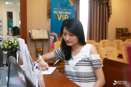 Để đăng ký khám thai hoặc gói khám thai tại Thu Cúc, chị em chỉ cần tới trực tiếp Đơn vị Sản của Bệnh viện để thực hiện