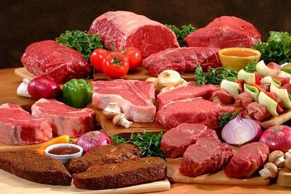 Thực phẩm giàu đạm giúp thai nhi tăng cân nhanh chóng